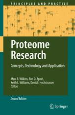Proteome Research: Concepts, Technology and Application