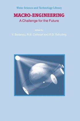 Macro-Engineering (Water Science and Technology Library)