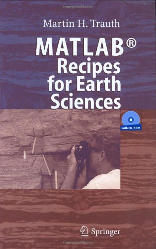 Matlab in Geosciences
