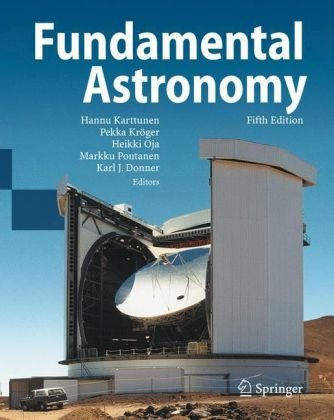 Fundamental Astronomy, Fifth Edition