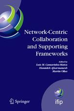 Network-Centric Collaboration and Supporting Frameworks: IFIP TC5 WG 5.5 Seventh IFlP Working Conference on Virtual Enterprises, 25'27 September 2006,