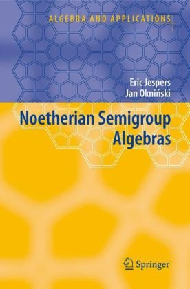 Noetherian semigroup algebras (no pp. 10,28,42,53,60)
