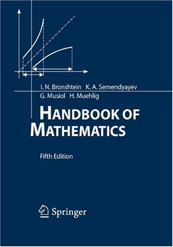 Handbook of Mathematicsq