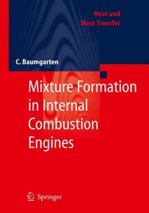Mixture Formation in Internal Combustion Engines