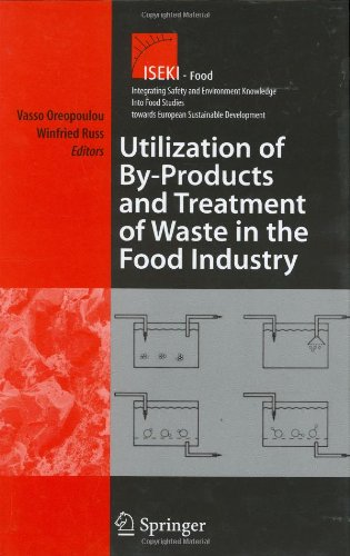 Utilization of By-Products and Treatment of Waste in the Food Industry (Integrating Safety and Environmental Knowledge Into Food Studies towards Europ