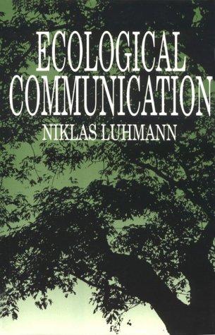 Ecological Communication
