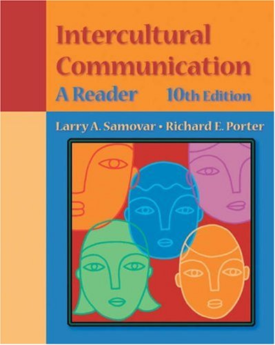 Intercultural Communication: A Reader (with InfoTrac)