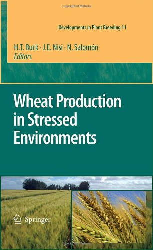 Wheat Production in Stressed Environments: Proceedings of the 7th International Wheat Conference, 27 November–2 December 2005, Mar del Plata, Argentin