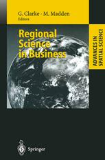Regional Science in Business