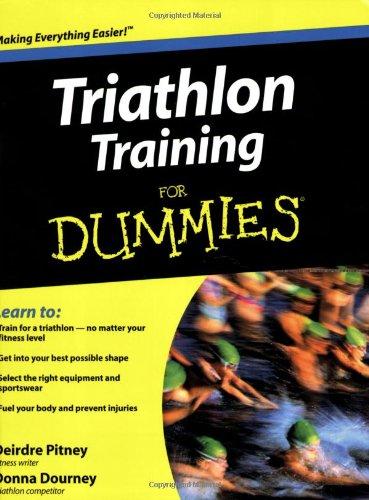 triathlon training for dummies