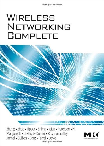 Wireless Networking Complete