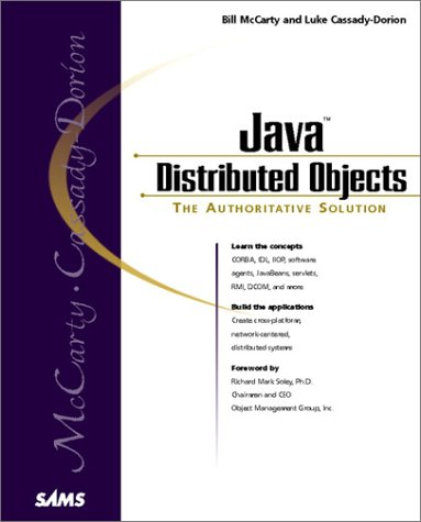 Java Distributed Objects