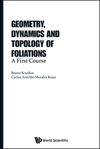 Geometry, dynamics, and topology of foliations : a first course