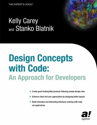Design Concepts with Code: An Approach for Developers