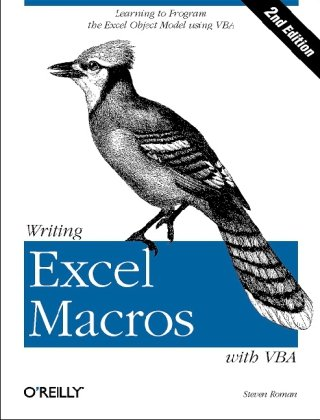 Writing Excel Macros with VBA