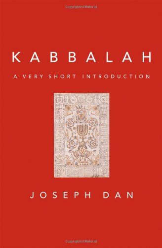 Kabbalah. A Very Short Introduction