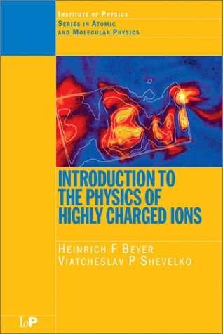 Introduction to the Physics of Highly Charged Ions