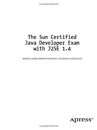 The Sun Certified Java Developer Exam with J2SE 1.4 - Chapter 7
