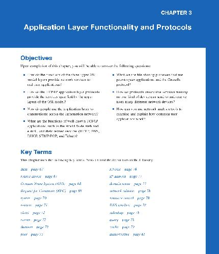 CCNA Exploration Companion Guide - Application Layer Functionality and Protocols 03