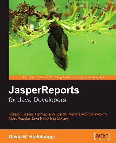 JasperReports for Java Developers: Create, Design, Format and Export Reports with the worlds most popular Java reporting library