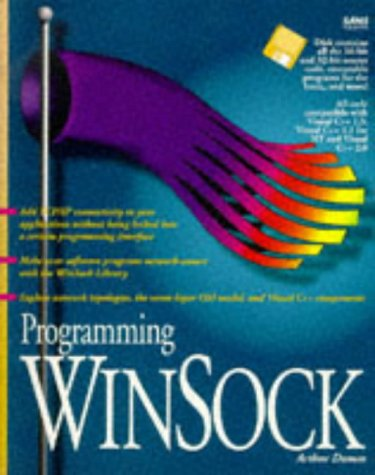 Programming Winsock/Book and Disk