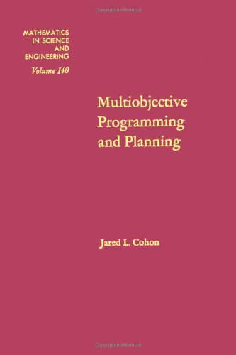 Multiobjective Programming & Planning