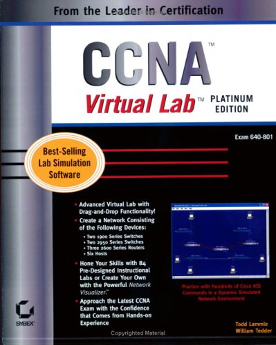 CCNA INTRO: Introduction to Cisco Networking Technologies Study Guide (Exam 640-821)