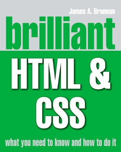 Brilliant HTML & CSS