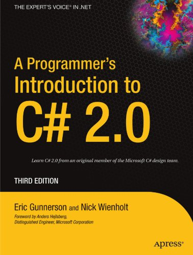 A Programmers Introduction to C# 2.0