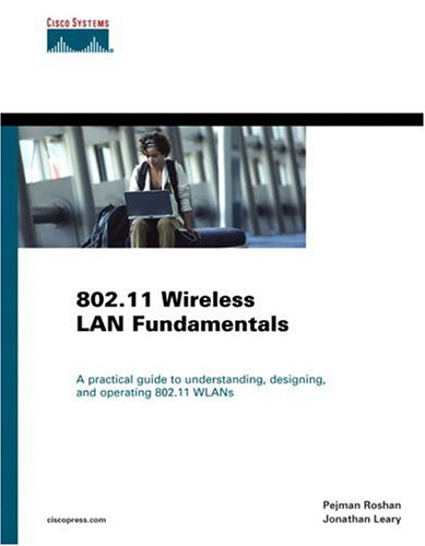 802.11 Wirelss LAN fundamentals