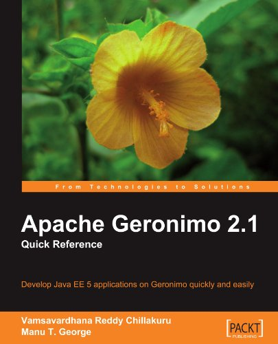 Apache Geronimo 2.1: Quick Reference