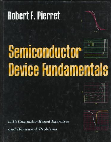 Semiconductor Device Fundamentals +solution manual