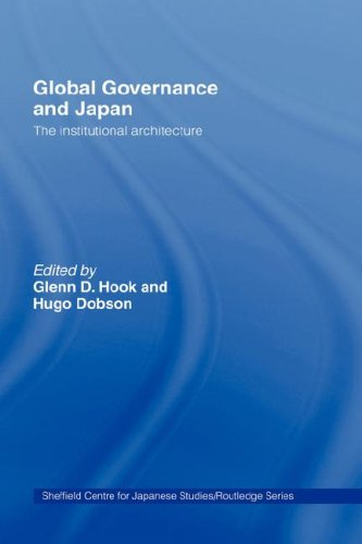 Global Governance and Japan: The Institutional Architecture