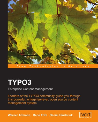 Typo3. Enterprise Content Management