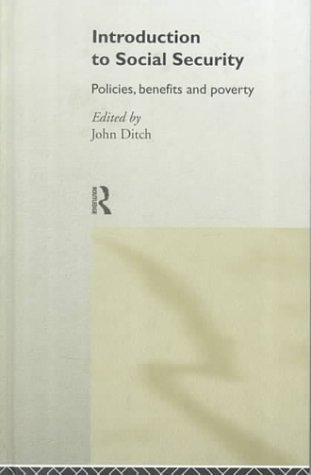 Introduction to Social Security: Policies, Benefits and Poverty