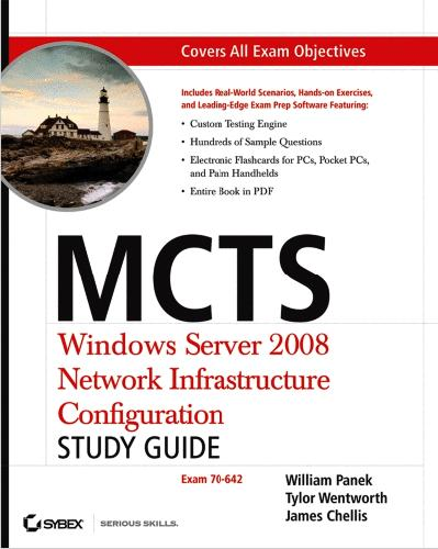 MCTS Windows Server 2008 Network Infrastructure Configuration