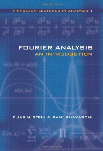 Fourier analysis : an introduction