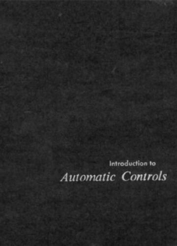 Harrison Bollinger Introduction to Automatic Controls