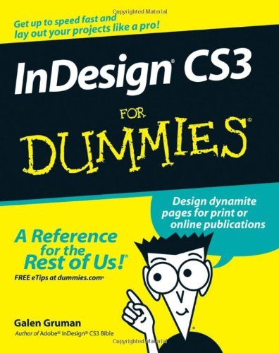 InDesign® CS3 For Dummies®