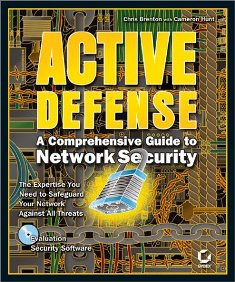 Active Defense - A Comprehensive Guide to Network Security