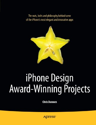 iPhone Design Award-Winning Projects (The Definitive Guide)