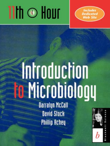 11th Hour Introduction to Microbiology