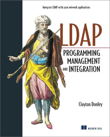 LDAP programming management and integration