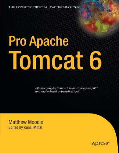 Pro Apache Tomcat 6 (Pro)