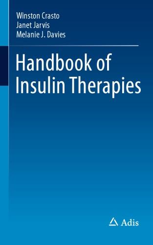 Handbook of Insuline Therapies
