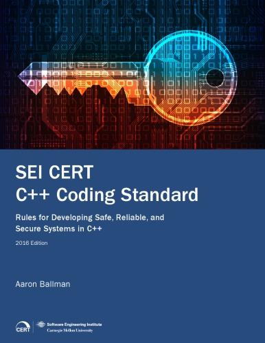 SEI CERT C++ Coding Standard