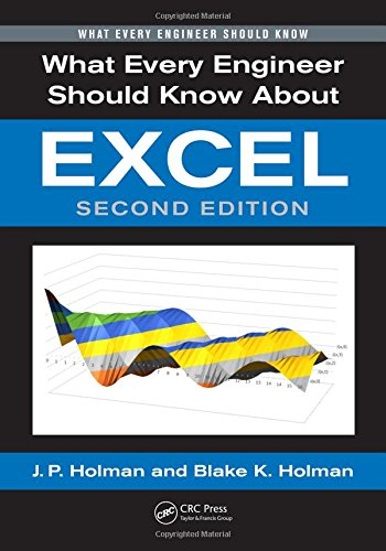 What Every Engineer Should Know About Excel, Second Edition