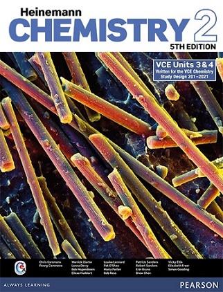 Heinemann chemistry 2