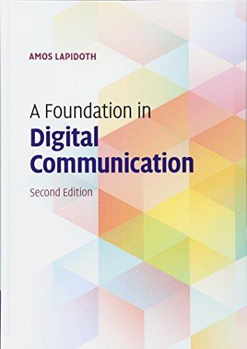 A Foundation in Digital Communication