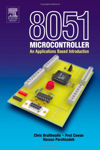 8051Microcontroller: An Applications Based Introduction